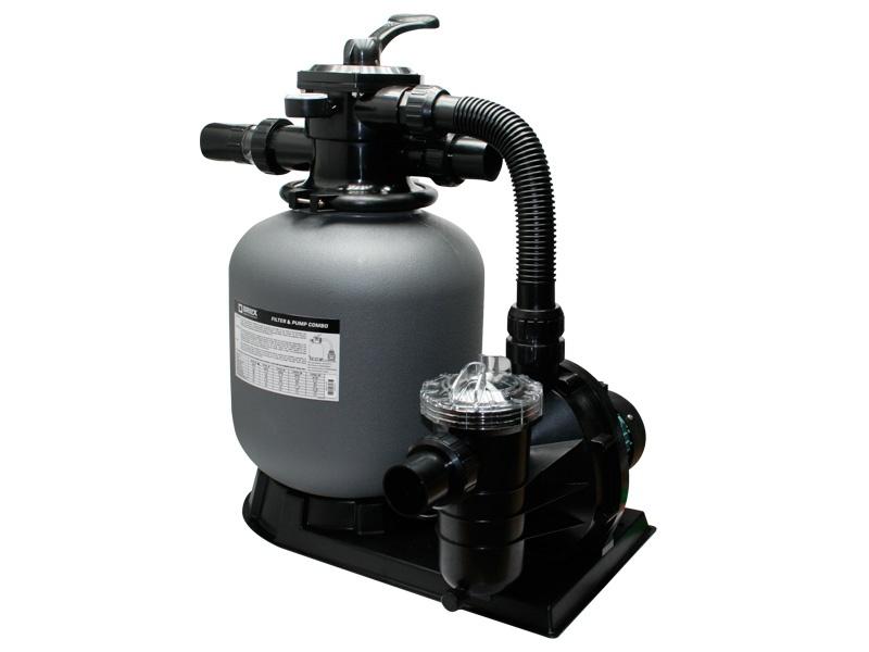 Kompletní písková filtrace FSP 650