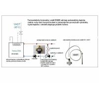 Trojcestný ventil - popis